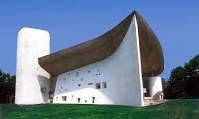 Chapelle Le Corbusier